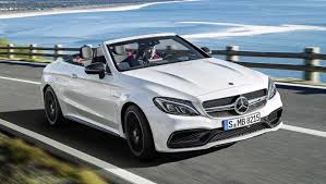 Mercedes C Class 63 S AMG Cabriolet