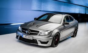 Mercedes C Class 63 AMG Coupe 507 Edition