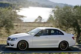 Mercedes C Class 63 AMG Saloon - [2011] image