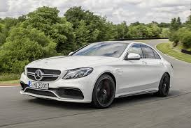 Mercedes C Class 63 AMG Saloon - [2016] image