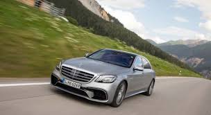 Mercedes S Class 63 AMG Saloon - [2017] image