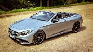 Mercedes S Class 63 AMG Cabriolet