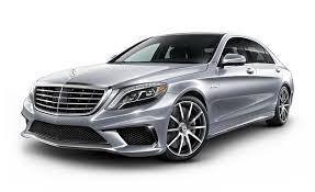 Mercedes S Class 63 AMG S 4Matic