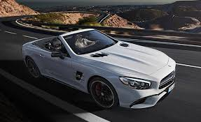 Mercedes SL Class 63 AMG Cabriolet