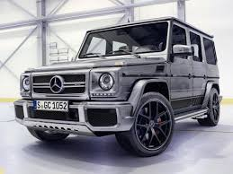 Mercedes G Class 63 AMG - [2017] image