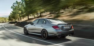 Mercedes E Class 63 AMG 4Matic Saloon - [2016] image