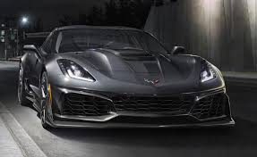 Chevrolet Corvette ZR1 6.2 V8 Supercharged C07 - [2019] image