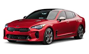 KIA Stinger GT 3.3 V6 Turbo