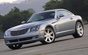 Chrysler Crossfire 3.2 V6 2d