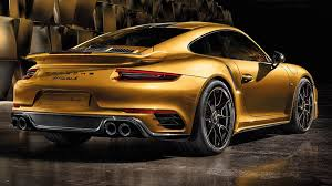 Porsche 911 Turbo S Exclusive Series 991 II