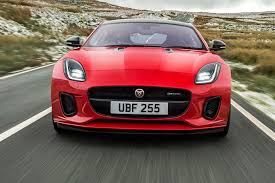 Jaguar F Type 2.0 Turbo Coupe