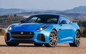 Jaguar F Type SVR 5.0 V8