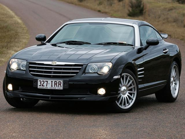 Chrysler Crossfire 3.2 V6 SRT-6 2d Auto