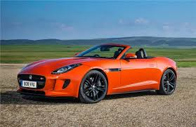 Jaguar F Type R 5.0 V8 Convertible AWD