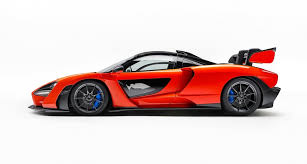 McLaren Senna 4.0 V8 Twin Turbo - [2018] Image