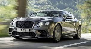 Bentley Continental Supersports 6.0 W12 Bi Turbo
