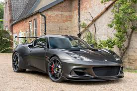 Lotus Evora GT430 Sport 3.5 V6 Supercharged