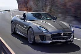 Jaguar F Type R Convertible 5.0 V8 Supercharged