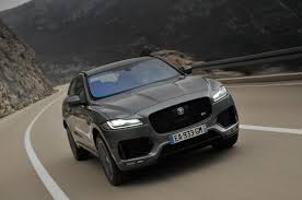 Jaguar F-Pace 3.0 V6 Supercharged