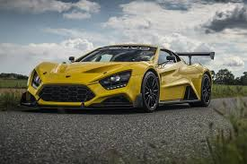 Zenvo TSR S 5.8 V8 Twin Supercharged