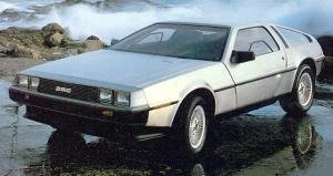DeLorean DMC -12