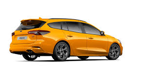 Ford Focus ST 2.3 EcoBoost Automatic Wagon