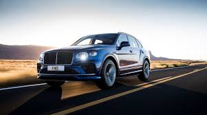 Bentley Bentayga Speed 6.0 W12 Bi Turbo
