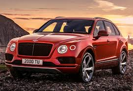 Bentley Bentayga 4.0 V8 Bi Turbo