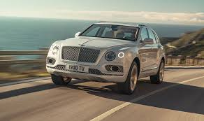 Bentley Bentayga Hybrid 3.0 V6 Turbo