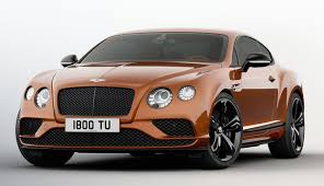 Bentley Continental GT 6.0 W12 Turbo
