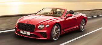 Bentley Continental GT 4.0 V8 Turbo Convertible