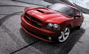 Dodge Charger 6.1 SRT8