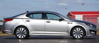 KIA Optima 2.0 Turbo - [2011] image