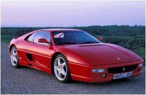 Ferrari 355 F1 Berlinetta - [1997] Performance Figures, Specs and ...