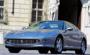 Ferrari 465 M GT - [1998] Performance Figures, Specs and Technical
