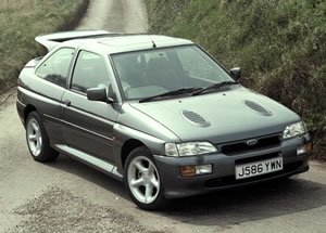Ford Escort RS Cosworth - [1992] Image