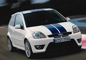 Ford Fiesta ST - [2005] image