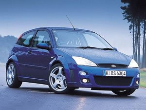 Ford Focus RS - [2002] image