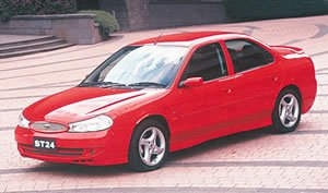 Ford Mondeo ST24 - [1997] image