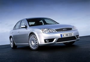 Ford Mondeo ST220 - [2002] image