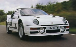Ford RS200 1.8T 16V - [1985] image