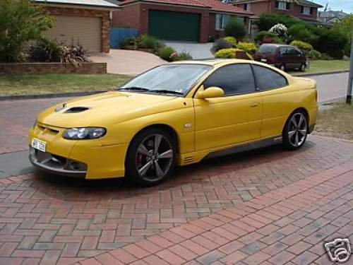 Holden HSV GTS Supercharger - [2002] image