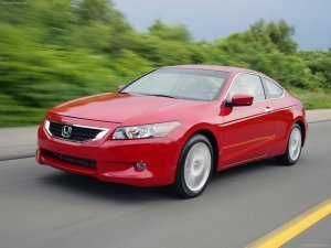 Honda Accord Coupe EX-L - [2008] image