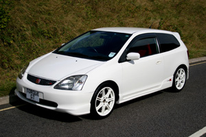 Honda Civic Type R 2.0 16v EP3 - JDM