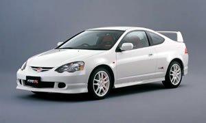 0 100 Kph Time Honda Integra 20i Vtec Type R Dc5 2001