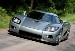 0-60 mph time Koenigsegg CCX 4.7 V8 Supercharged - [2006] | Figures ...