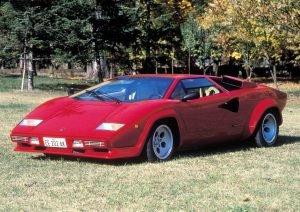 0 60 Mph Lamborghini Countach Lp5000s Qv 1985 Seconds Mph And