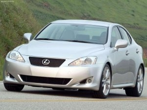 Lexus IS 350 3.5 V6