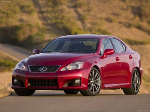 Lexus IS F 5.0 V8 - [2008] image