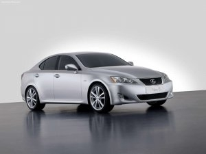 Lexus IS 250 AWD   [2007] Image